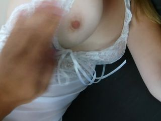 Nini Divine - Best POV of a French MILF who gets Fucked on the Sofa ?  on french saggy amateur