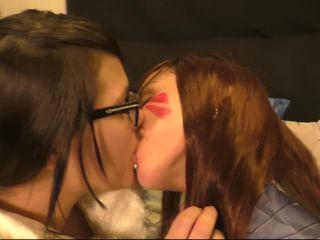 D.va and Mei Lesbian Оverwatch Сosplay [FullHD 1080p] - amateur porn - amateur porn blonde amateur