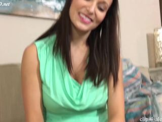 Back from College Footjob Form Step-Mom Lexi Luna – Bratty Babes Own You