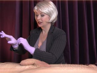 Mistress T – Cock Control Instruction