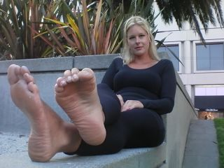 Candid Stinky Soles – Super Stinky Size 12 Mermaid Soles !!!