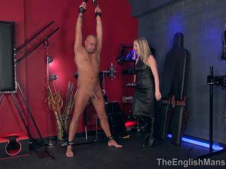 Female Domination – The English Mansion – Cruel Handjob Punishment – Part 1 – Mistress Sidonia