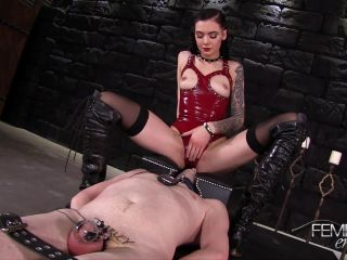 Vicious Femdom Empire Oral Perversions Starring Mistress Marley