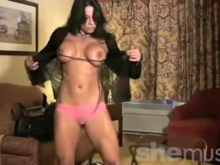 Strong Striptease - Laurie Steele