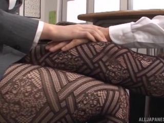 Awesome Hatano Yui, naughty Asian teacher in after school special Video Online
