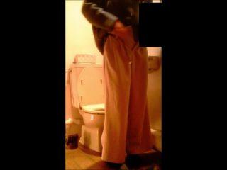 Voyeur Toilet Pissing — 15297814
