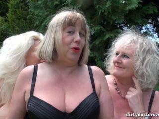 British Aunties Outdoor Fun