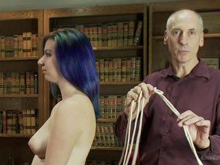 Kink.com- Decorative Bondage and Hair Ties-- Tom Foolery, Hexxus