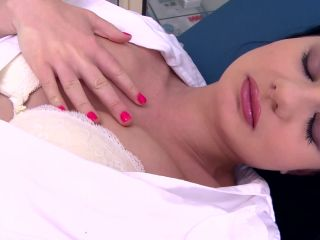 Nurse Treats Herself Video with Lucy Li  05.26.2014