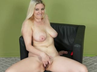 Sexy Cheerleader Prudence Pond Masturbates with a Vibrator
