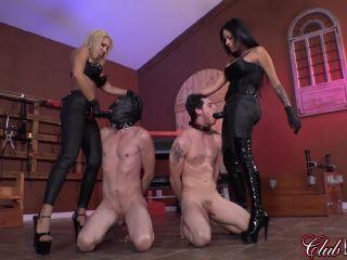 ClubDom - Goddess Valora - Goddess Valora Makes Her Slave Dance