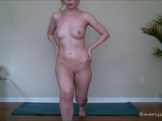 Marissa Sweet – Nude Circuit Training