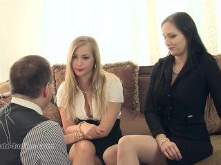 Sado-Ladies - The Model Agency | mistress nemesis | fetish porn
