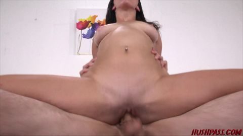 Jade Amber - Jade Bent Backwards And Gets Fucked Silly [HD 720P]