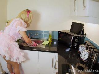The English Mansion – Bound Maid Sharon, Mistress Lorraine – Training Her Sissy – Part 1