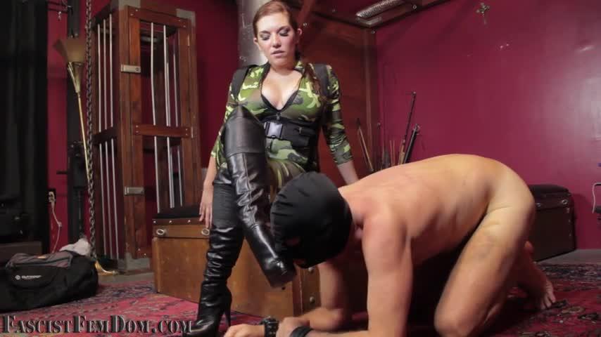 Mistress Elena Furs Femdom