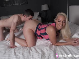 Brat Princess 2 – Macy – Lick Me How I Like it (4K) – Ass Worship