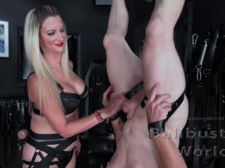 BallbustingWorld – Nikki Whiplash – Ballbusting Training Day