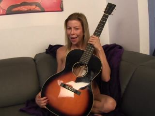 Jerk off inst... - My stepmom the nudist helps me rub one out (with Alexis Fawx) HD1080 WMV