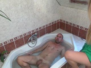 Lady Cruella - Bath Affair Smother Underwater - smother on fetish porn