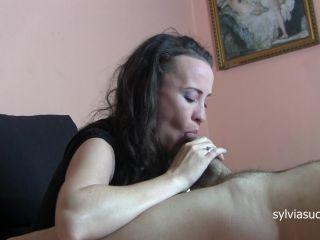 SylviaSucker presents Sylvia Chrystall in Softly Cock Worship. CFNM Oral Treatment, Hand Job, -star-ri