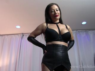 Ass Smother – Club Stiletto FemDom – Welcome To the Panic Room – Miss Jasmine
