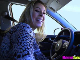 MaternalSeductions.com/clips4sale.com Nikki Brooks (Mommy Saves Me / 2/6/17 ) [2017, blowjob, blonde, fetish, incest roleplay, milf, mother-son, taboo, pov, big natural tits, 1080p] | milf | black