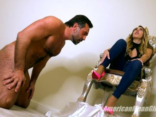 AmericanMeanGirls – Princess Skylar – LOUBOUTINS FOR A JERK JUNKIE