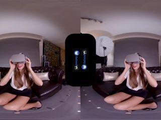 Online Tube Badoinkvr presents Talia Mint in VR Casting - virtual reality