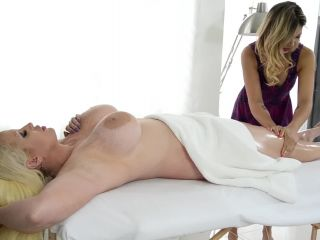 bitchy client gets the fisting – alura jenson, nyomi star