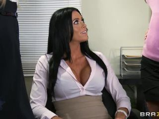 Brazzers Hot And Mean – Angell Summers, Aryan Augustine, Destiny Dixon – 2 on 1 Is Always More Fun