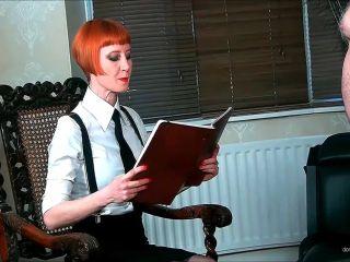 Redheads – D L FEMDOM PRODUCTIONS – A Judicial for Exposure – Domina Liza