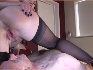 Fetish Fuckery presents Mistress T in Cocksucking Creampie Cleaning Cuckold Hubby