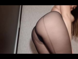 Dianascat - My torn tights are in the shit [FullHD 1080P] - Screenshot 4