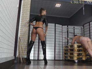 Cruel Amazons - Mistress Amanda - A Thousand Stinging Strokes | feminine discipline | fetish porn