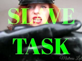 slave Task Once Again It S A Task You Ll Enjoy I Will Finally Allow You To Have A Pleasurable Org (11.36 Mb, Avc, )