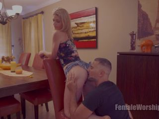FemaleWorship – Maddy Haze – Get Down There And Get Dirty
