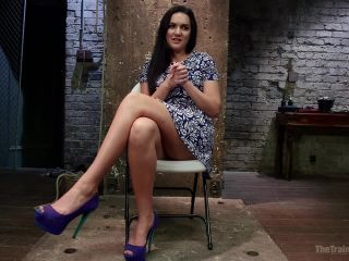 Kink.com- Innocence Stripped - Slave Training Paisley-- Paisley Parker, Robby Echo