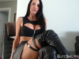 femdom - Butt3rflyforu – 30 Second Cummer With 3 Inch Dick