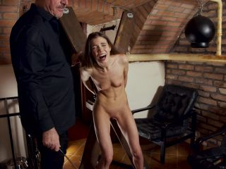 bread fetish A STRONG CHICK STRUGGLE WITH HERSELF AND WITH PAIN - PART 2 , spanking on bdsm porn