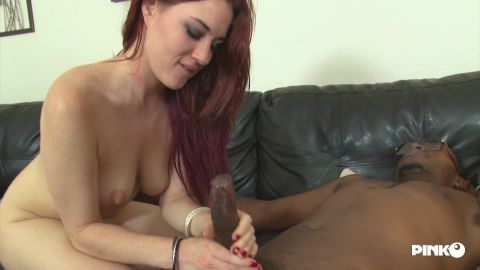 Jessica Ryan aka Jessica Mor - First Black Cock For The Young Slut