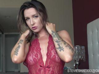 Stevie Shae – Unravel Me / Big Boob Tit Worship Solo