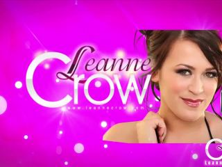 LeanneCrow presents Leanne Crow in SelfieCam 01 — Diary — July 2015