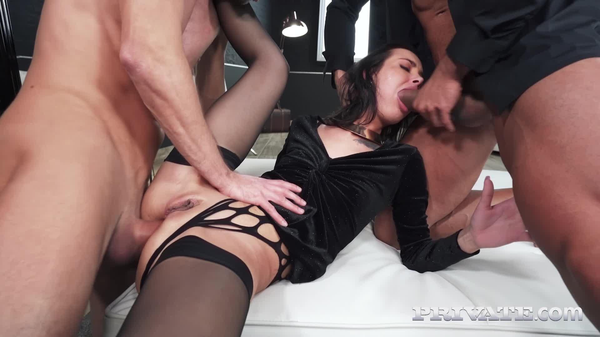 Extreme Big Tit Dp Gangbang