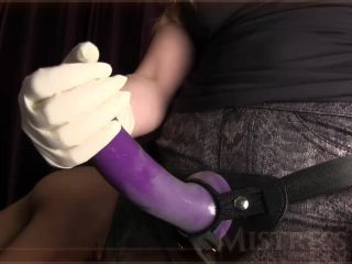 Mistress  T  Fetish Fuckery  Shemale Fantasy Interactive Ass Fuck