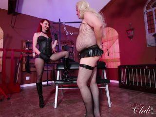 Goddess Kendra Punishes the Bimbo