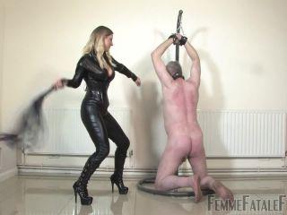 Female Domination – Femme Fatale Films – Cruel Confinement – Complete Film – Mistress Vixen