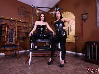 Porn online ClubDom – Craving Your Goddess's Cocks. Starring Mistress Lydia Supremacy and Mistress Cheyenne femdom