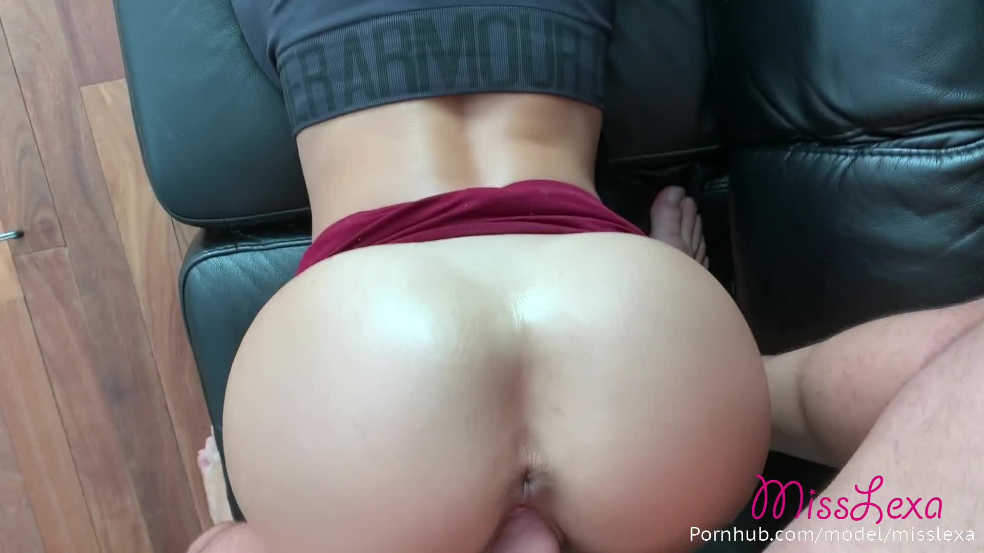 Amateur Girlfriend Yoga Pants