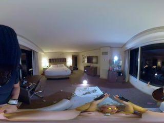 PoundPie3 - Vr - Rough Dp With 11' Cocks - Hd Virtual Reality Porn